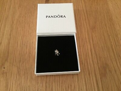 Genuine Pandora Horse Charm Marked Ale 925 Stirling Silver With Box Pre Owned