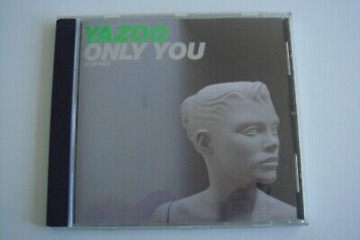 Yazoo Uk Cd 'Only You' 1999 Mix - Collector's Item