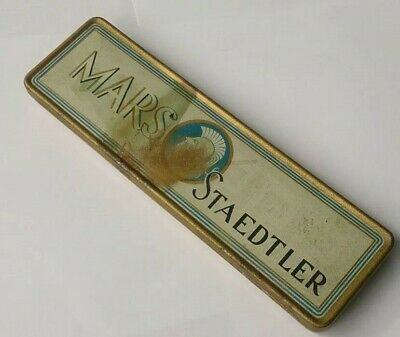 vintage MARS STAEDTLER pencil stationary Tin & Vintage pencils