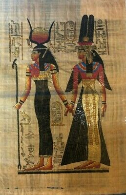"Ancient Egyptian Papyrus Large 17""x 25""  P1"