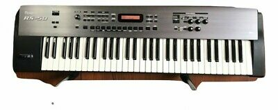 USED Roland RS-50 RS50 61-Key 64-Voice Digital Synthesizer From japan