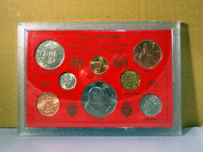 Great Britain Farewell to L.s.d. Coinage Pre Decimal British Coinage dated 1967
