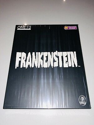 New One:12 PC Previews Exclusive Figure Frankenstein Exellent Mint Never Opened