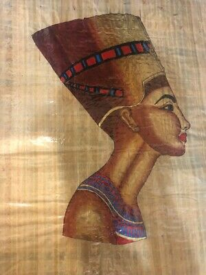 "Ancient Egyptian Papyrus Large 17""x 25""    P11"