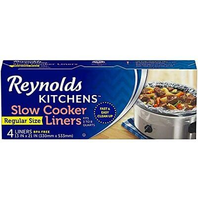 Slow Cooker Liners Cooking Chef Home Cooks Crock Pot Bags Kitchen Cook Regular
