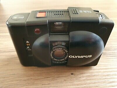 Olympus XA2 35mm Vintage Film Camera w/ batteries. Tested in good condition.