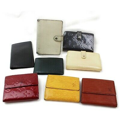 Louis Vuitton Epi Taiga Vernis Wallet Diary Cover 8 pieces set 570007