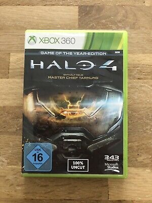 Halo 4 - Game of the Year Edition | Xbox 360 | NEU OVP | Sofort Lieferbar