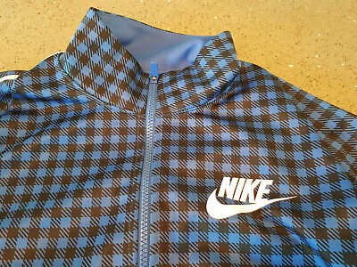 """Size Medium - Nike Classic Jacket in Blue """"VERY NICE AS NEW CONDITION"""""""