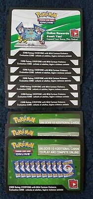 10 Pokemon Trading Card Game Online Codes