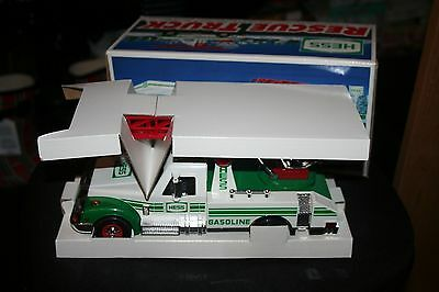 1994 Hess Rescue Truck/New in Box