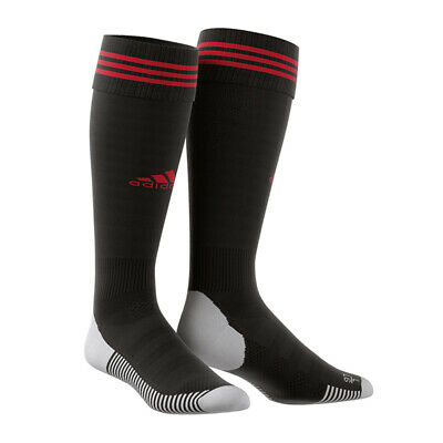 Adidas Adisock 18 Knee Socks Black Red