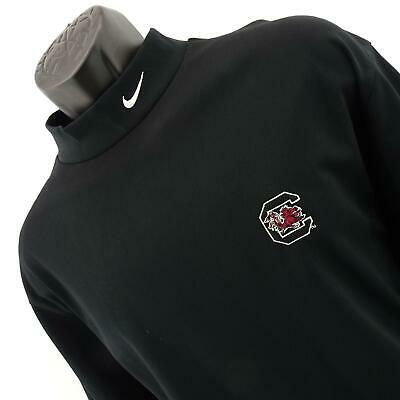 Nike Men/'s long Sleeve Tech UV Mock Shirt 519858  $45 Retail