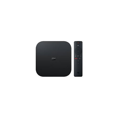 Xiaomi Mi Box S 4K AndroidTV with Google Assist Remote Streaming Media Player