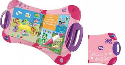 Vtech Infant Educational Toys Magibook Interactive Book Pink, Dutch