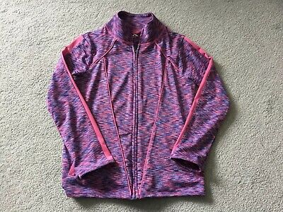 Next Girls NX Sports Jacket Age 9 Pre-owned
