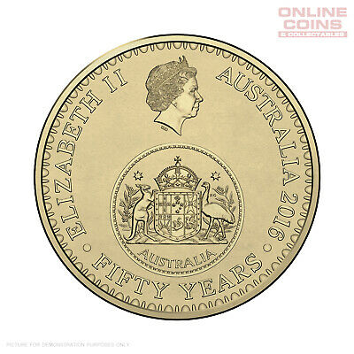 2016 Royal Australian Mint Changeover $1 Circulating Coin