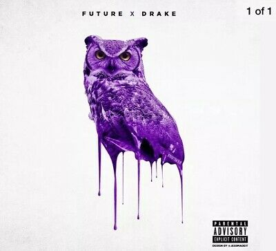 Drake & Future What a Time To Be Alive #2 (Mixtape CD) CD Format