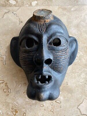 SBK old Shaman Demon Mask, Nepal