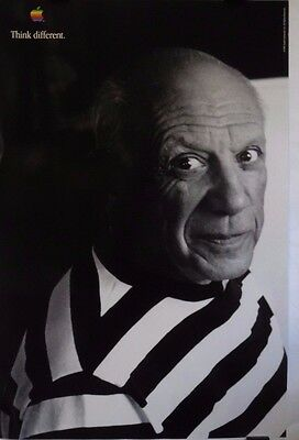 Picasso | Apple | Think Differently - 1997 Advertising Campaign Poster II