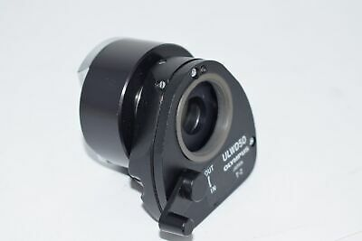 Olympus DIC prism for ULWD 50x objective ULWD50 T-2