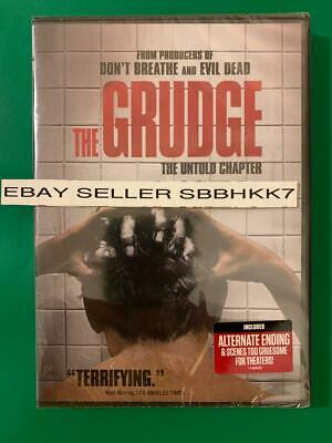 The Grudge The Untold Chapter DVD {{{AUTHENTIC READ DESCRIPTION}}} New Free Ship