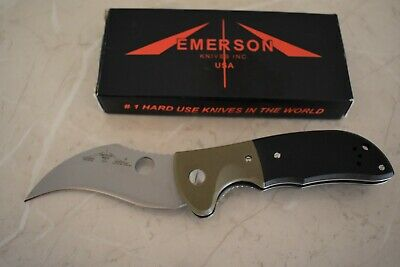 Emerson Horseman Karambit folding knife