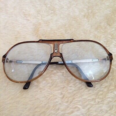 Vintage Lenny Kravitz Style Men's Carrena  Glasses 1970/80 RARE Made In Austria