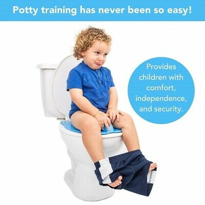 Potty Training Toilet Seat Baby Foldable Lightweight Toddler Chair Kids Boy Girl