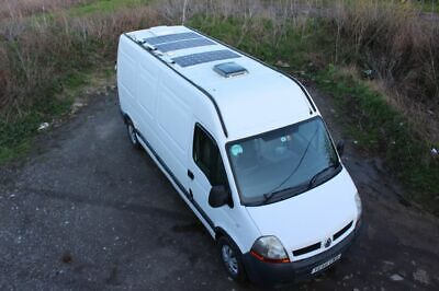 Renault Master Campervan (ready to move into) - 6 speed - alarm - (PRICE DROP)