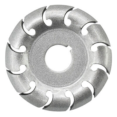 Grinder Disc Chain Plate 12Tooth Grinding Wheel Disc Wood Carving Chainsaw Blade