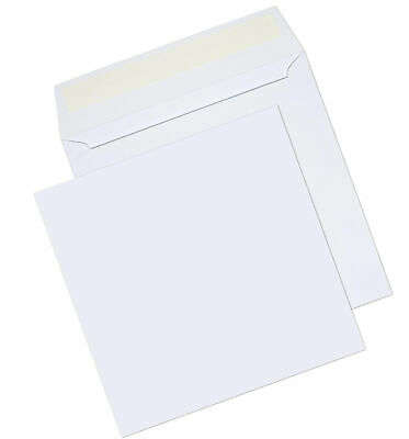 Blake Purely Everyday 155 x 155 mm 100 gsm Square Peel and Seal Envelopes White