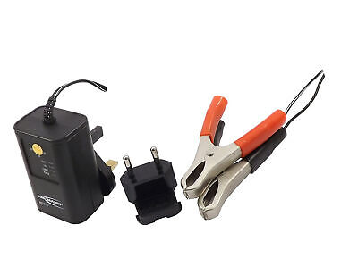 ANSMANN ALCS 2-12 Lead Acid Battery Charger Vehicle Car Battery Charger for 2V,