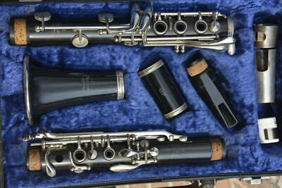 Noblet Clarinet, Ready To Play, Mouthpiece Included/ Clarino Clarinetto Pronto..