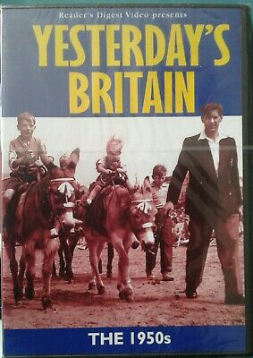 The 1950s Yesterday's Britain on DVD (Readers Digest)