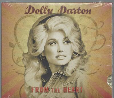 DOLLY PARTON FROM THE HEART Islands In The Stream w/Kenny Rogers NEW CD