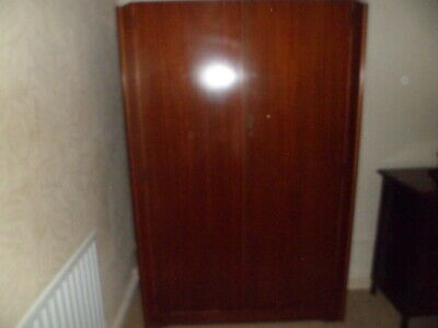 Antique double wardrobe (Avalon Yatton)