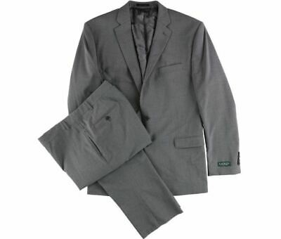 New Ralph Lauren Mens Loomis Wool Classic Fit Suit Jacket 46R and Pants 40 MM25