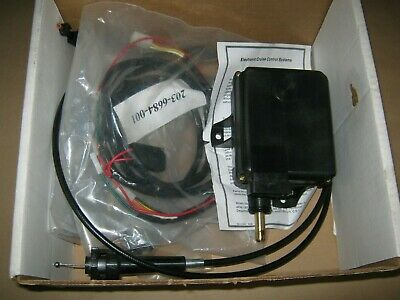 Scs Frigette Universal Electronic Cruise Control Module Scs-4342