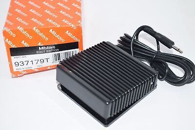 NEW Mitutoyo 937179T, Footswitch for Mini Processors