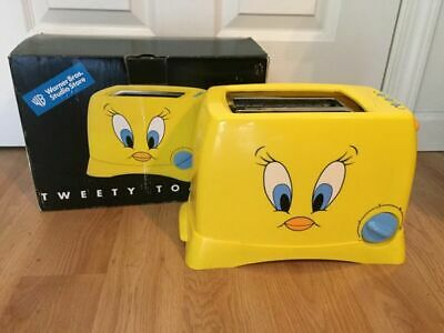 Tweety Toaster In Box Looney Tunes Vintage And Very Rare