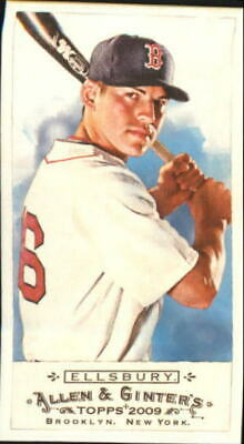 2009 Topps Allen and Ginter Mini #11 Jacoby Ellsbury - NM
