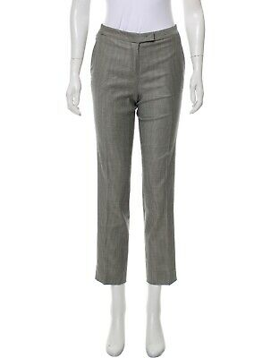 JIL SANDER Houndstooth Straight Leg Dress Pants MNZ Totokaelo Minimalist 34 0