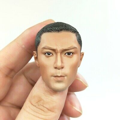 Head Sculpt for FLAGSET FS 73023 Chinese Army Airborne Forces PLAAF 1/6 Scale
