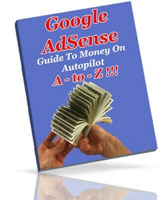 Google AdSense  pdf book Collection Free Shipping with Master Resell Rights