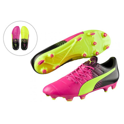 PUMA EVO POWER 4.3 Tricks FG FUSSBALL SCHUHE SIZE 43 UK 9