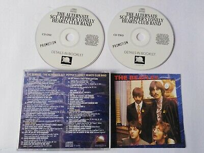 The Beatles The Alternate Sgt. Pepper's Lonely Hearts Club Band ORIGINAL 2 CD