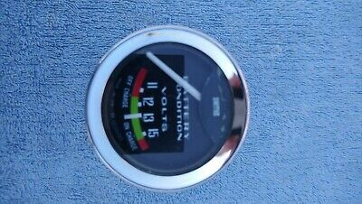 Smiths Battery Condition Dashboard Dial