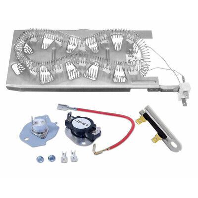 Dryer Heating Element Fits For Kenmore Maytag W/  Thermostat Kit 3387747 Parts /