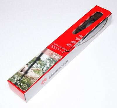 Manfrotto Monopod MMC3-02, aluminium, boxed, instructions, excellent condition.
